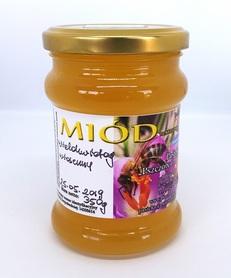 miód wiosenny, wielokwiatowy, produkt tradycyjny, miód nadbużański
