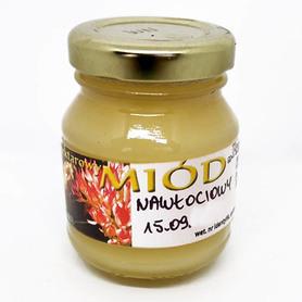 miód nawłociowy skrystalizowany 100 g