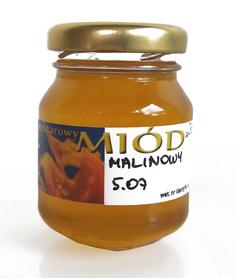miód malinowy 100 g