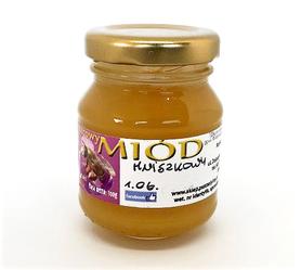 miód mniszkowy 100 g sklep pasieka pszczoły i my