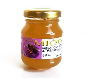 Miód wielokwiatowy z propolisem 100 g