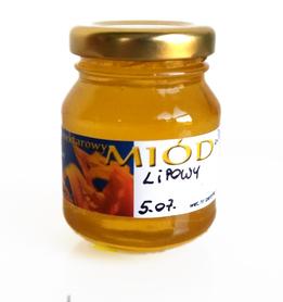 Miód lipowy 100 g