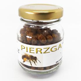 pierzga pszczela 40 g przód